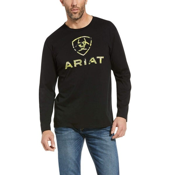 Ariat Men's Ariat Woodlands Long Sleeve T-Shirt