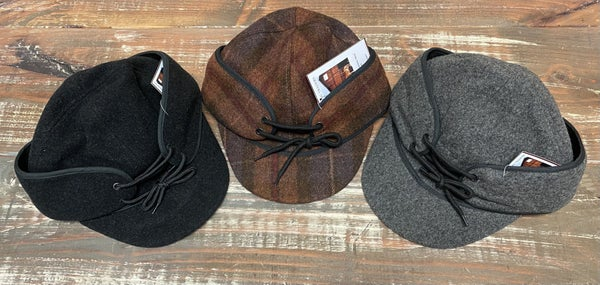 Mackenzie Wool Cap *3 Colors*