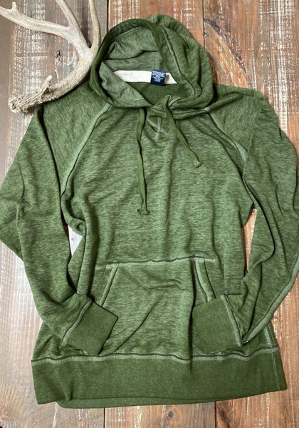 Vintage Zen Fleece Hooded Sweatshirt