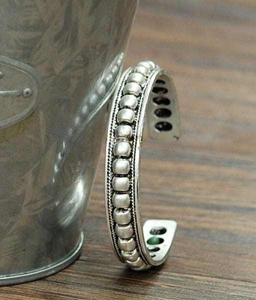Black Hills Slim Vintage Cuff Bracelet