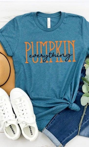 Pumpkin Everything Graphic Tee