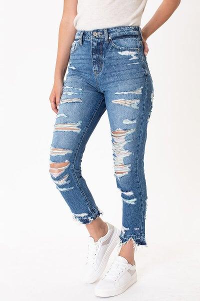 High Rise Classic Skinny Jean