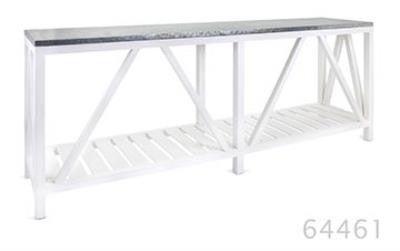 Trellis Console Table