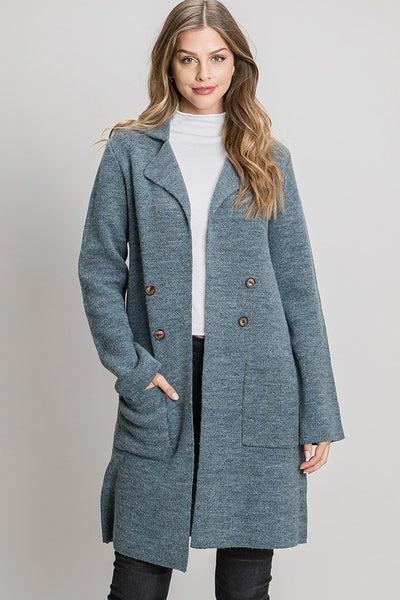 Double Knit Coat
