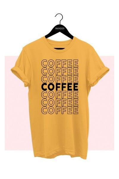 COFFEE GRAPHIC TEE