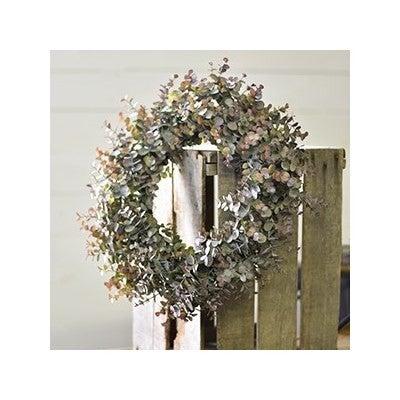 "Eucalyptus Wreath 18"""