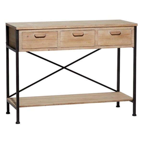 WD MTL CONSOLE TABLE