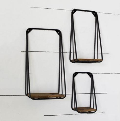 Small Tin Loft Shelf
