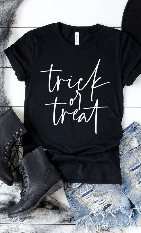 Trick or Treat Graphic Tee