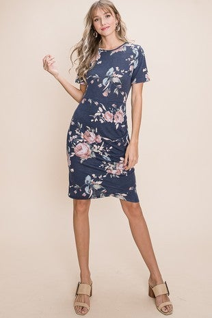 Casual Floral Print