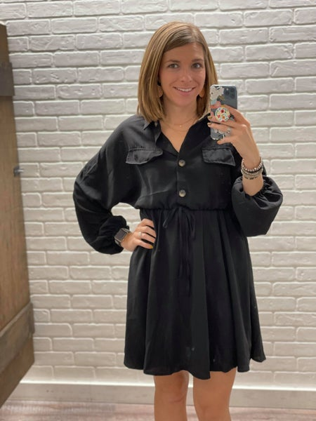 Slimming Waist Dress
