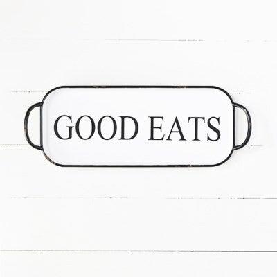 GOOD EATS TIN TRAY