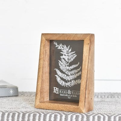 STANDING WOOD FRAME