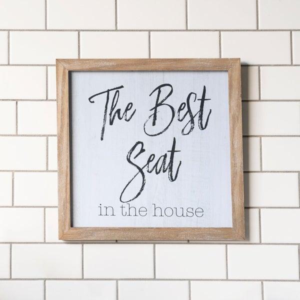 """Best Seat"""