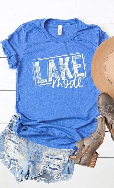Lake Mode Graphic Tee