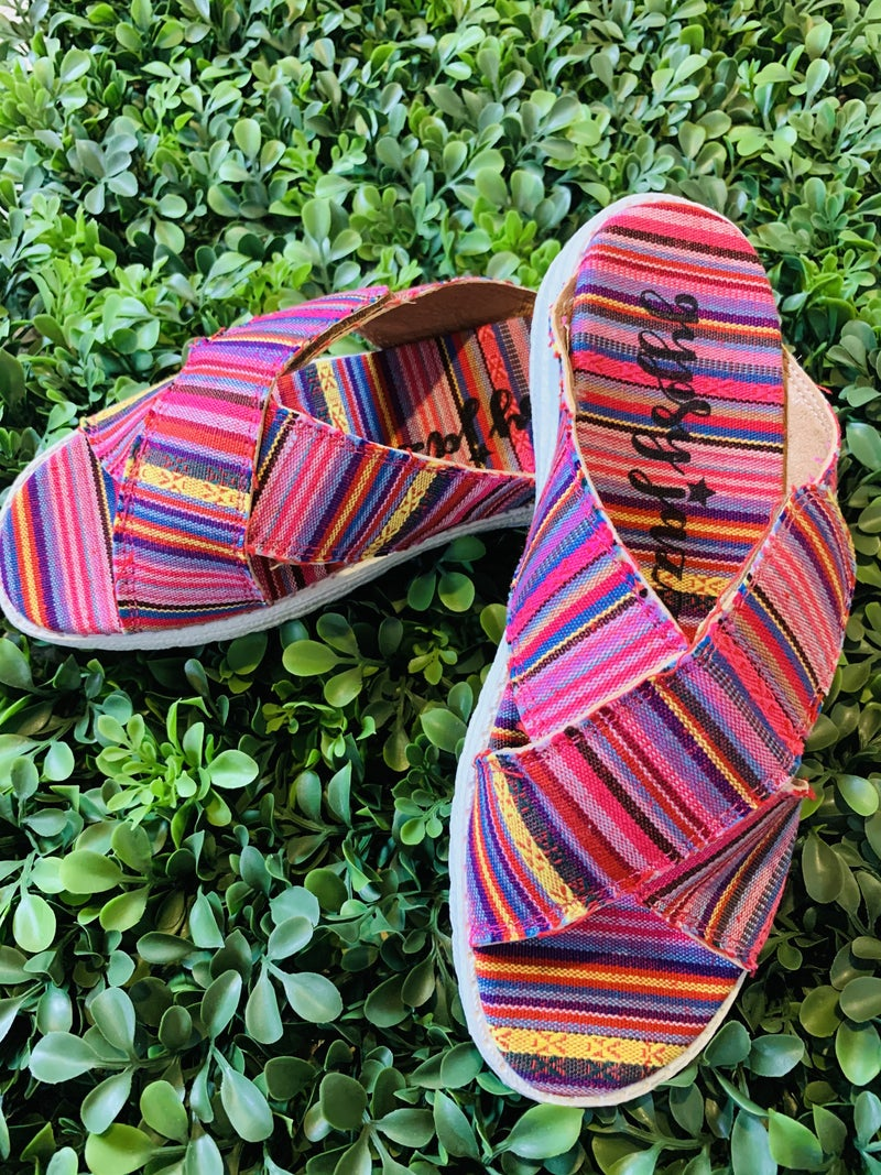 Serape Love Sandal