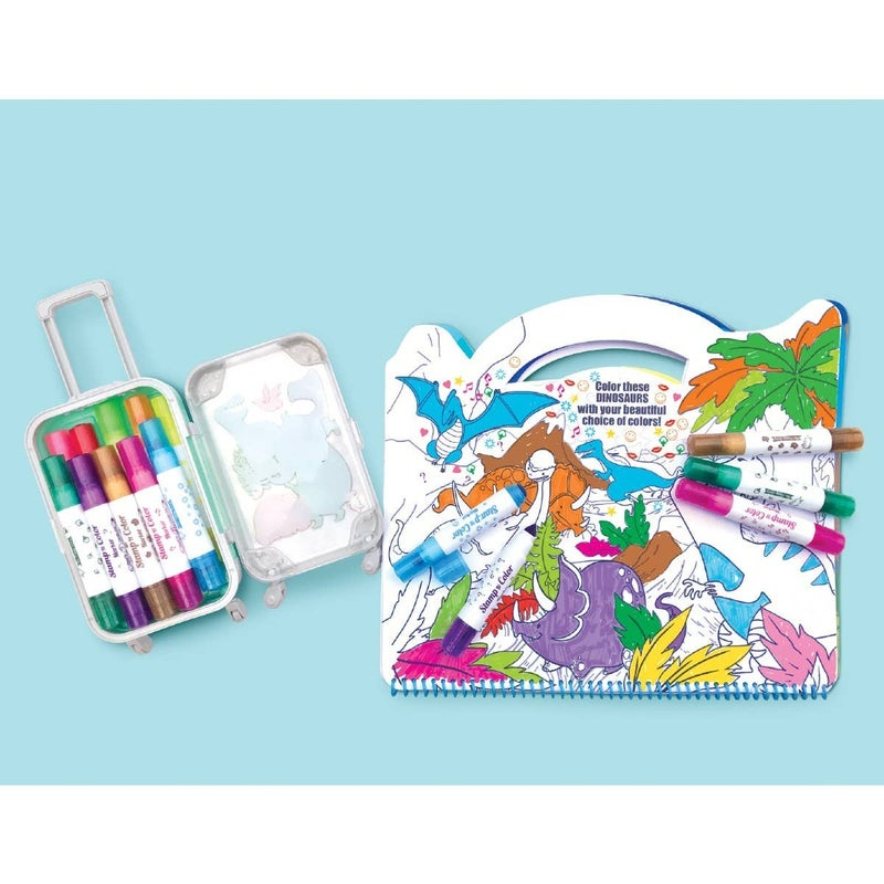 Color Pop: Stamp n Color Markers ASSORTMENT Pack