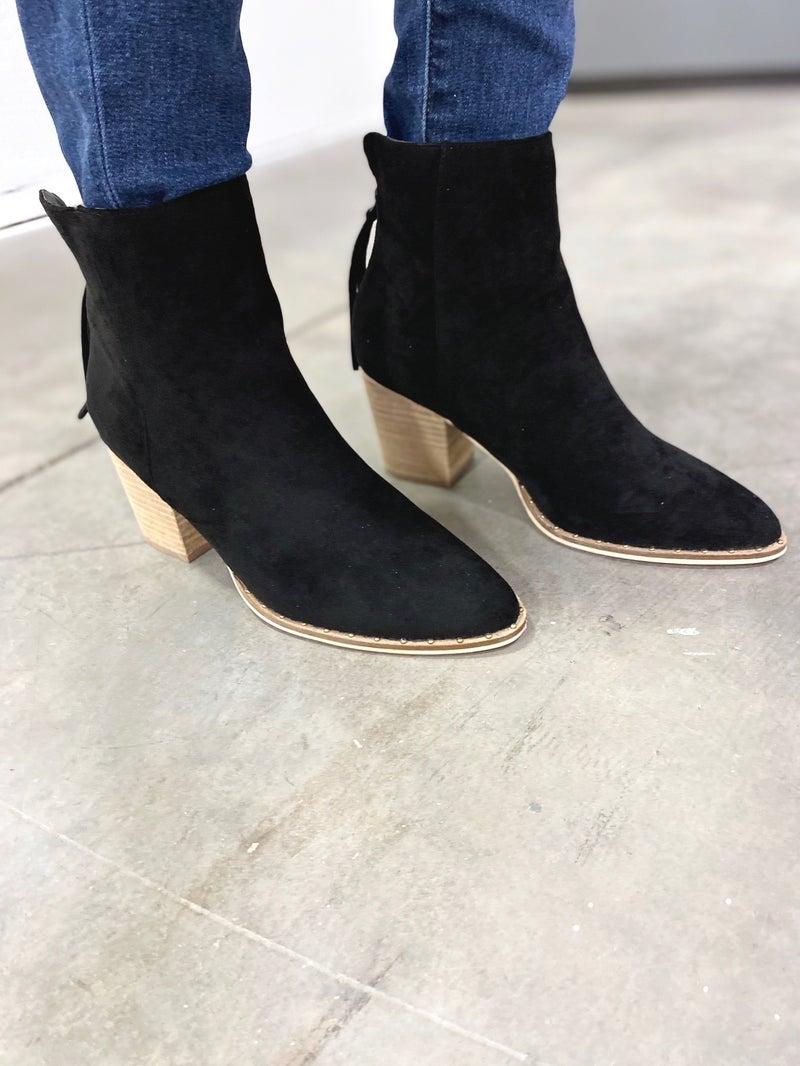 Weslee Ankle Bootie