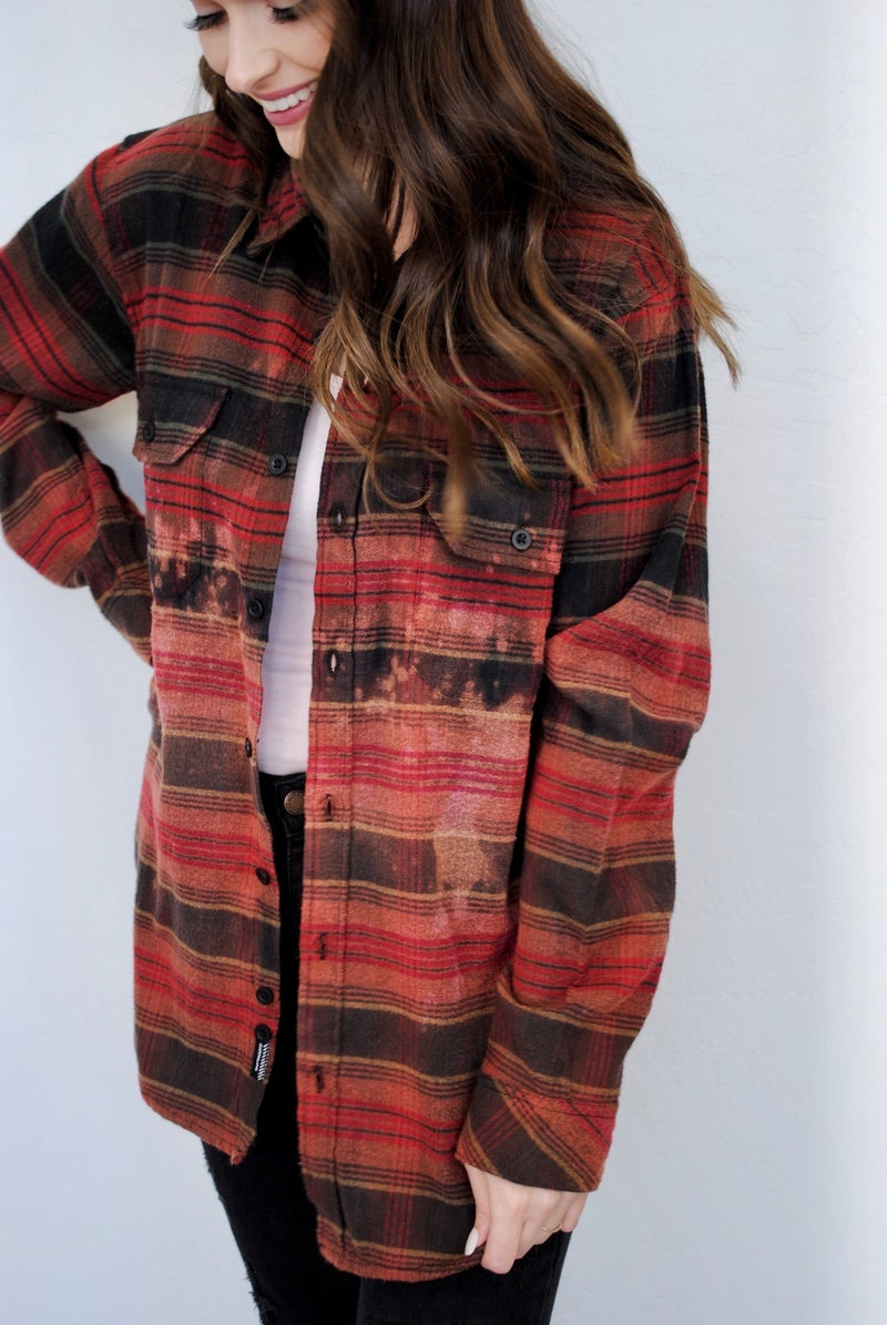Ombre Flannel