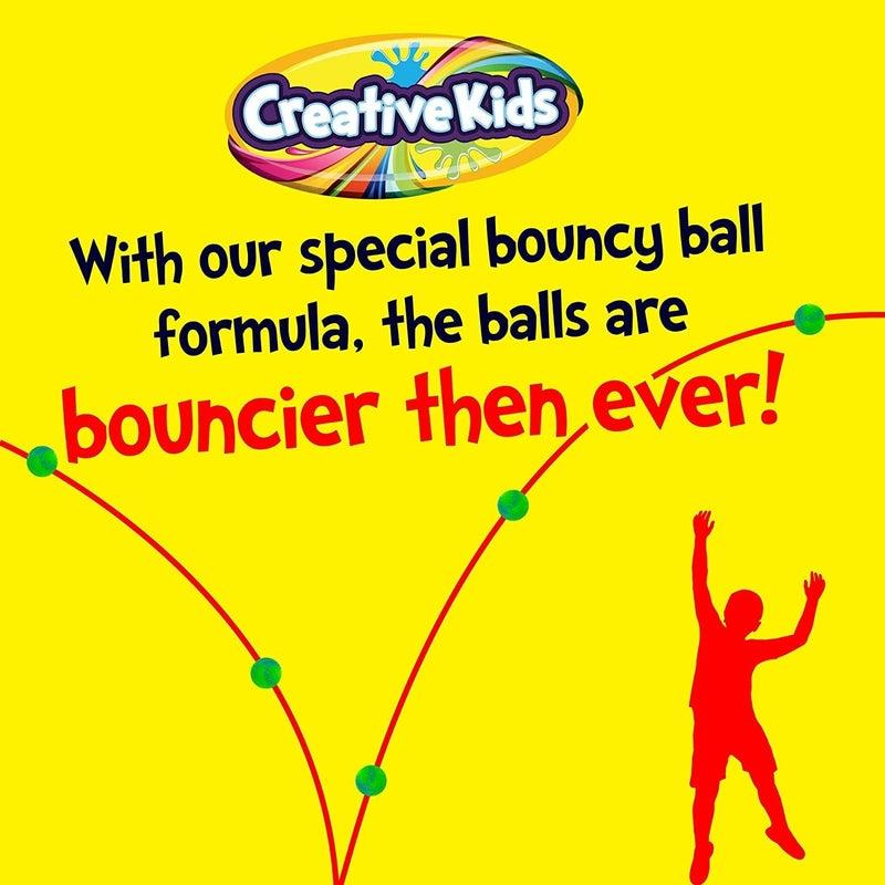Magic Bouncy Balls