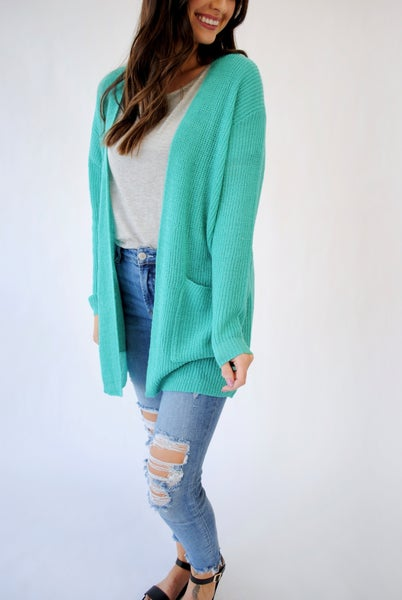 Beachy Days Cardigan