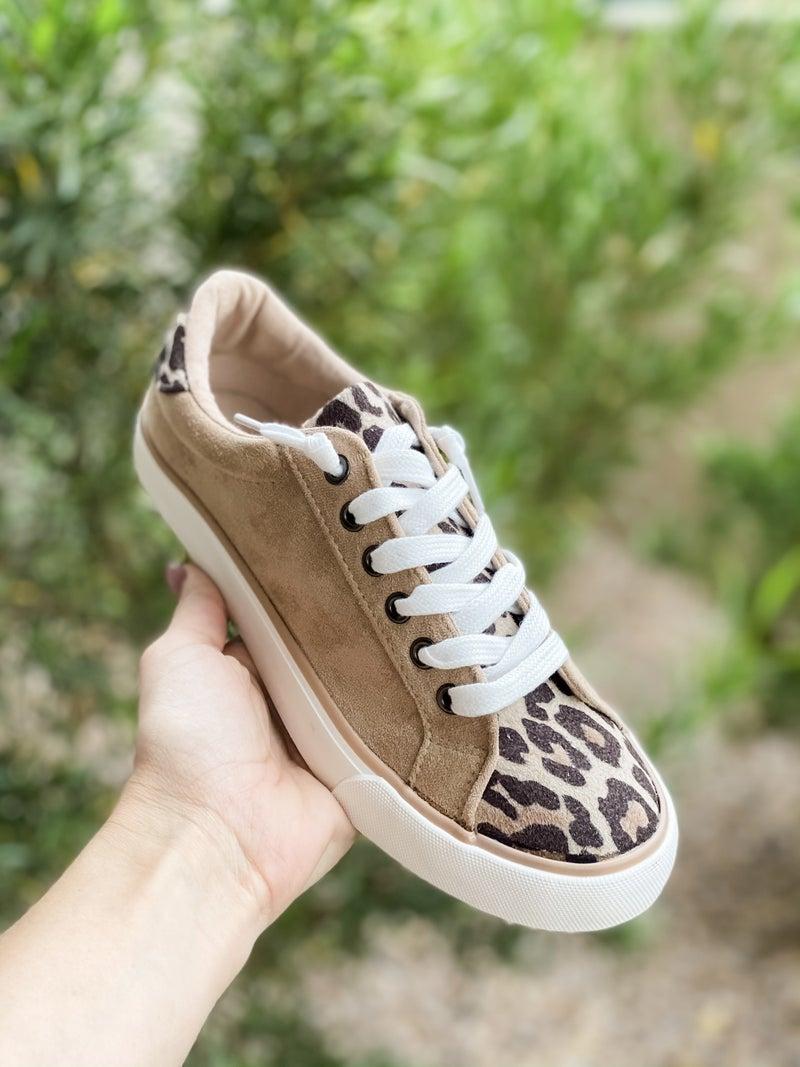 Solstice: Tan Leopard