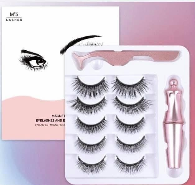 M2 Magnetic Lashes - 5 Pack