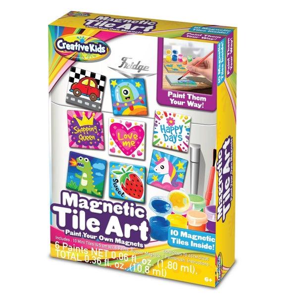Magnetic Mini Tile Art Kit