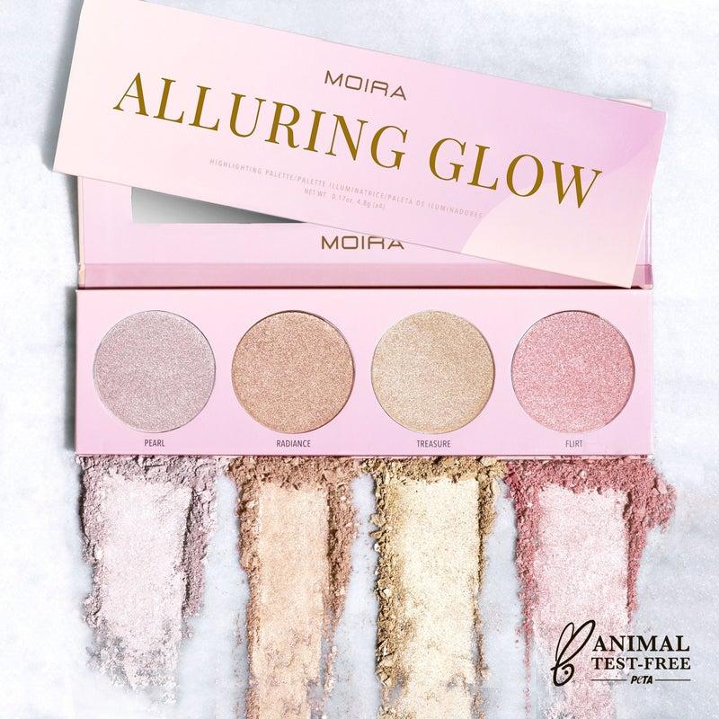 Alluring Glow Palette Highlighting Palette