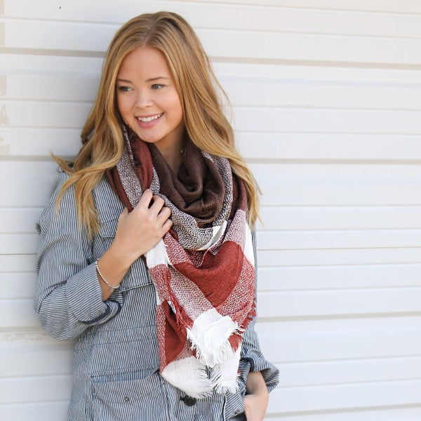 Blanket Scarf Collection