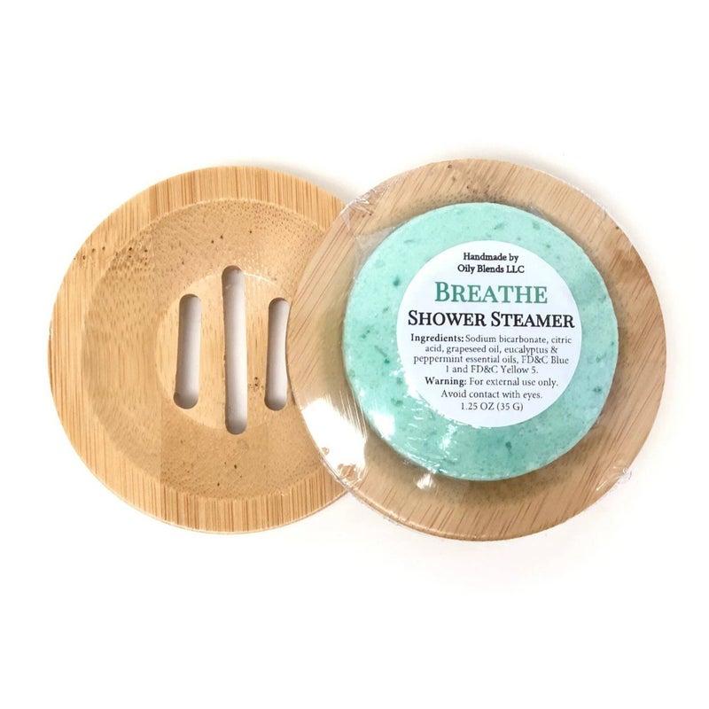 Wooden Shower Steamer Tray