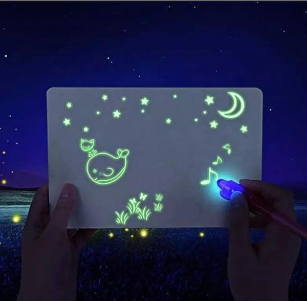Magic Drawing Light Boards