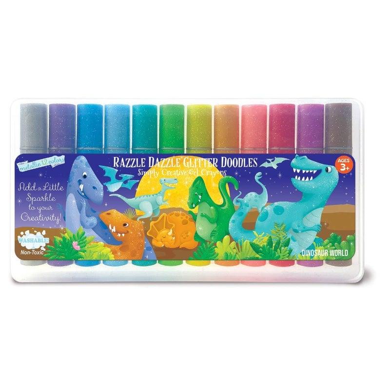 Glitter Gel Crayon Assortment
