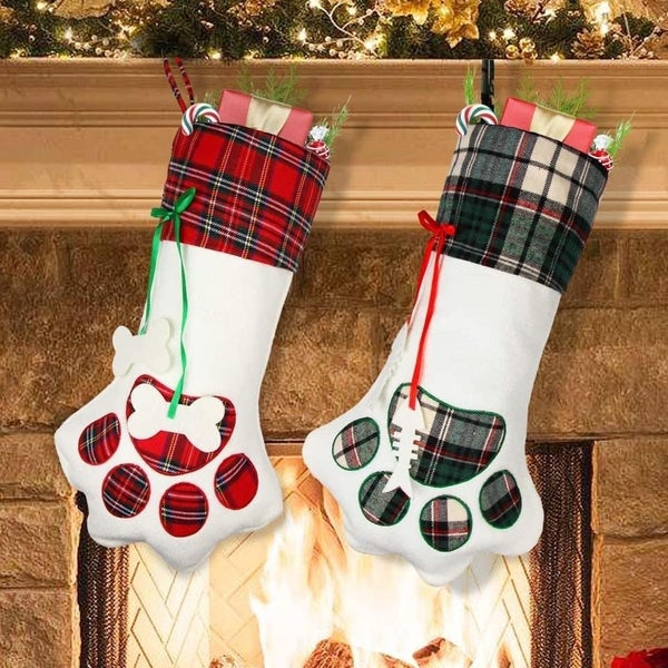 Pet Holiday Stocking