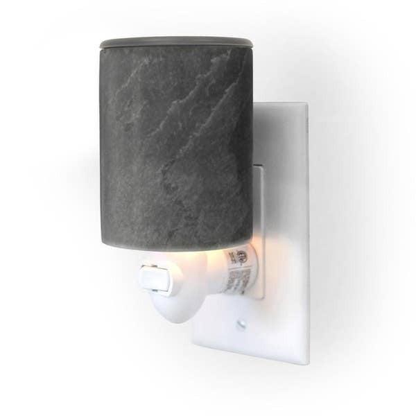 Outlet Warmer - Dark Stone