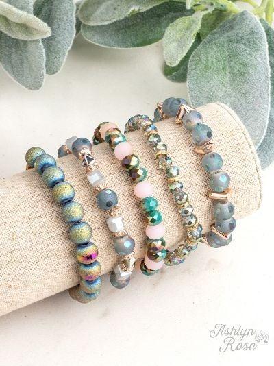 So Put Together Bracelet Set, Mermaid Lagoon
