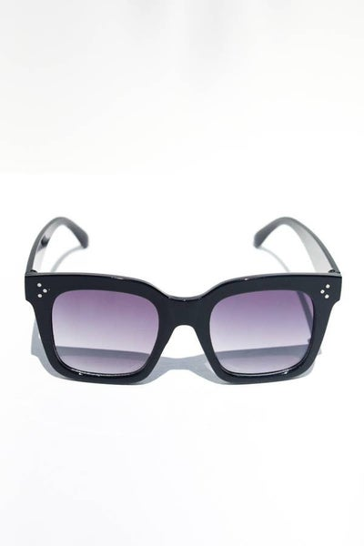 Bash Block Frame Sunglasses