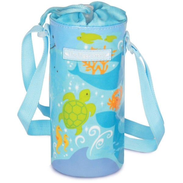Carry-Along Bottle Bag- Under the Sea