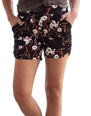 Cherry Blossom Harem Shorts