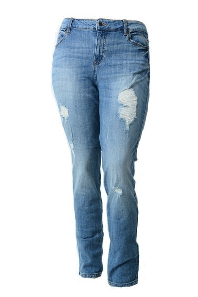Maxwell Low Rise Skinny