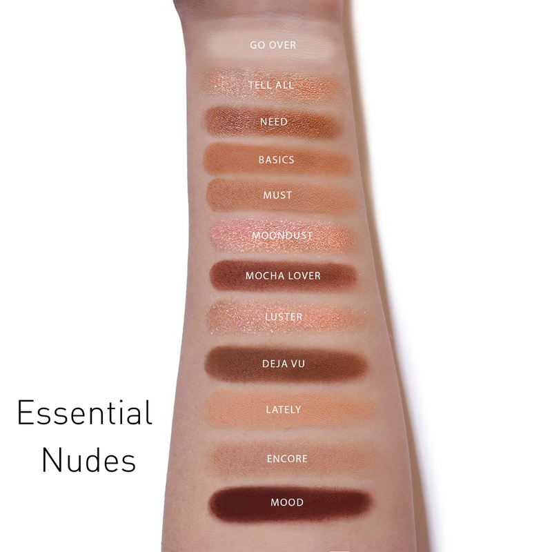 Essential Collection Pressed Pigment Palette