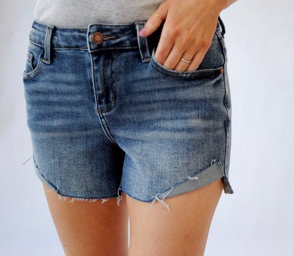 Judy Blue Dynamite Cutoff Shorts