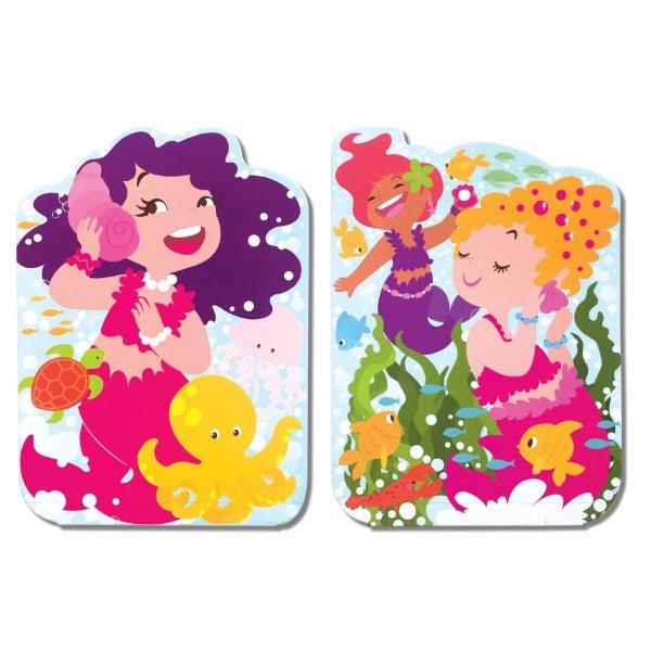 Pocket Doodle Pad- Magical Mermaids