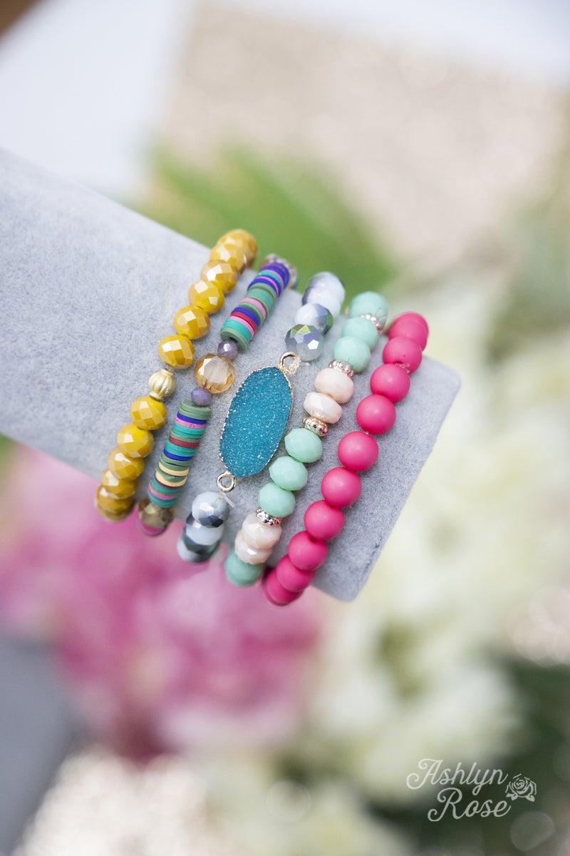 So Put Together Bracelet Set: Boho Brights