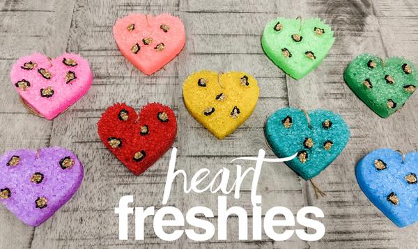 Heart Freshies