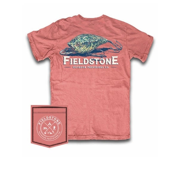 Fieldstone Crankbait Graphic Tee