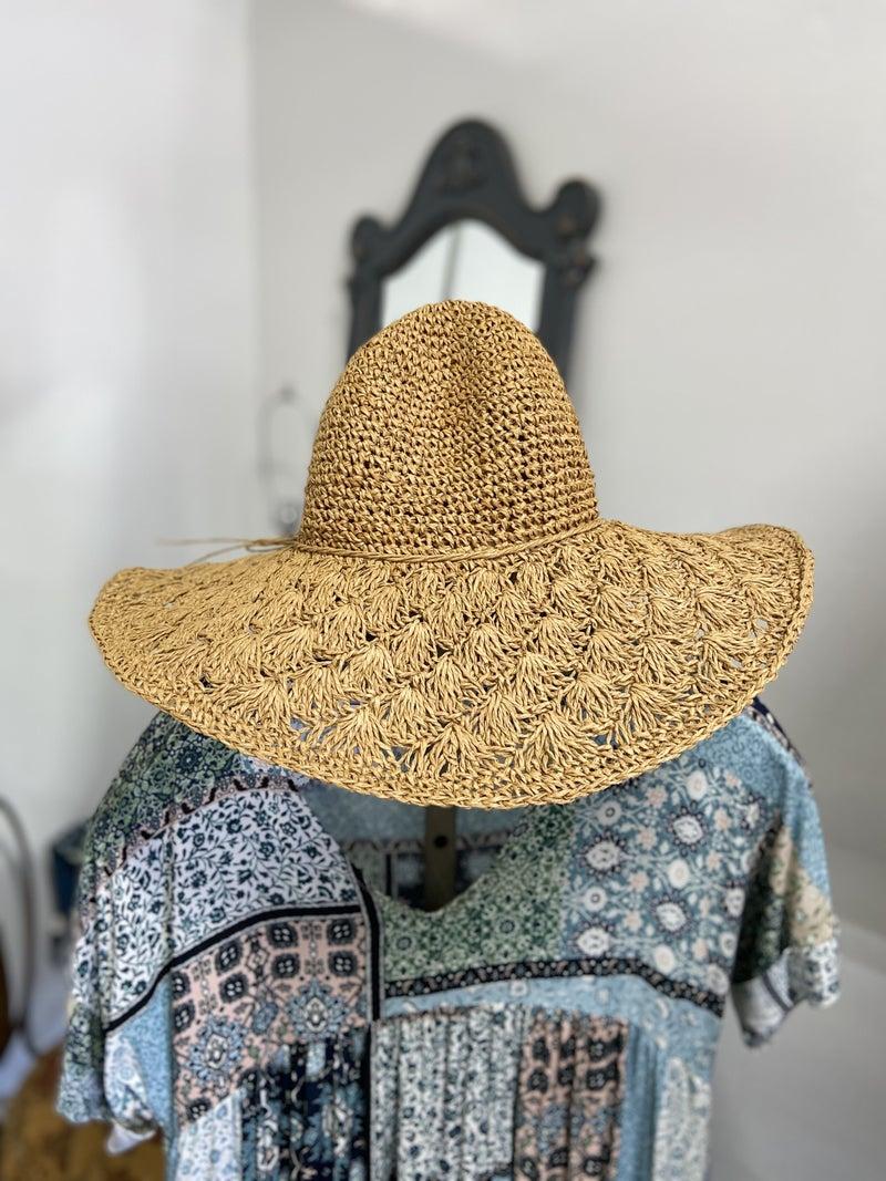 Life's A Beach Hat, Brown