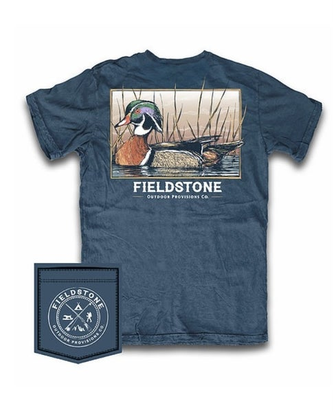 Fieldstone Duck Pond Graphic Tee