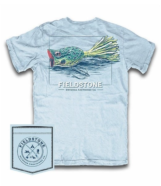 Fieldstone Frog Graphic Tee