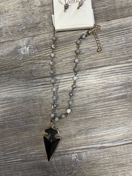 Arrow Leading To You Necklace